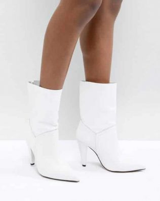 Ellina Leather Ankle